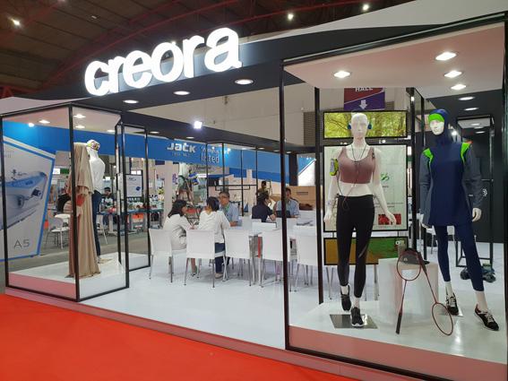 晓星,作为高端纤维品牌打入印尼市场