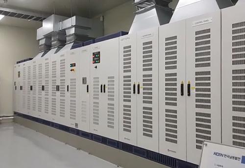 효성, 국내 최대 태양광 연계 ESS 성공적 준공