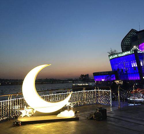세빛섬, 오감만족 봄꽃축제 '세빛섬에 봄이 피다' 개최